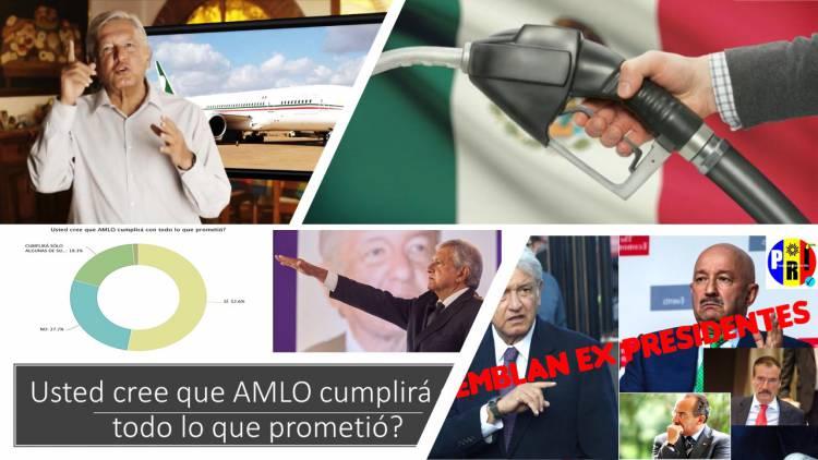 ¿Cómo está el ánimo y confianza de los mexicanos en las promesas de AMLO?
