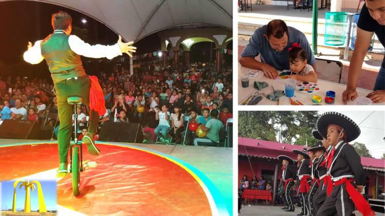 Colima, considerado uno de los estados más violentos e inseguros del país, se llena de Cultura