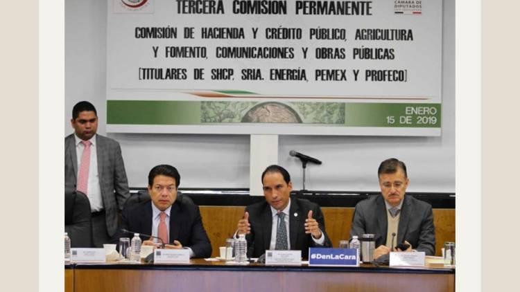 Por nuevo sabotaje a ducto, Sener y Pemex cancelan reunión con legisladores