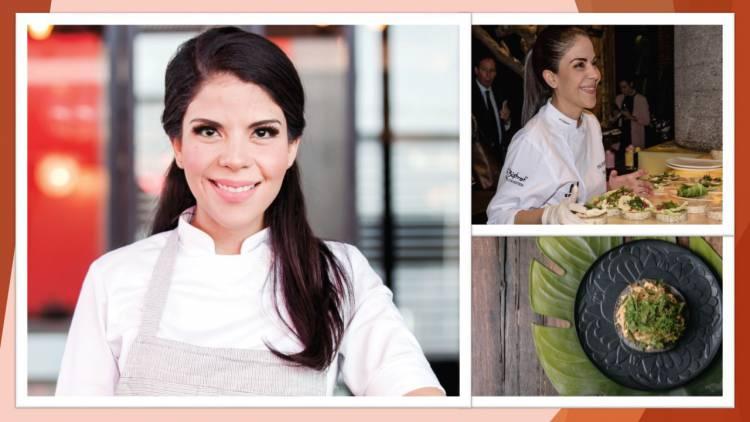 Gabriela Ruiz, nombrada la Mejor Chef de México