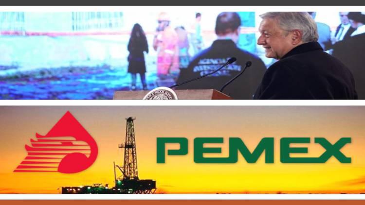 Pemex, empresa sólida que se maneja con honestidad, afirma López Obrador