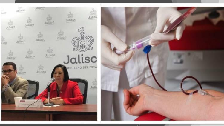 Anuncian primera campaña de donación altruista de sangre en Jalisco