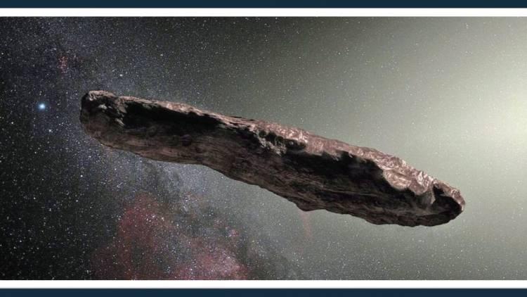 Astrónomo de Harvard propone que asteroide podría ser objeto alienígena