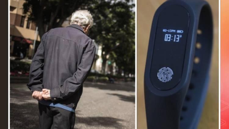 Politécnicos crean pulsera para monitorear salud de adultos mayores
