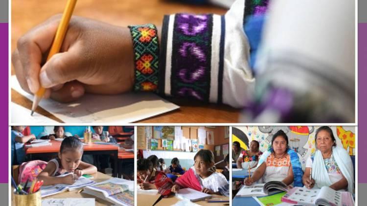Ofrece SEP oferta educativa a comunidades indígenas en diversos estados