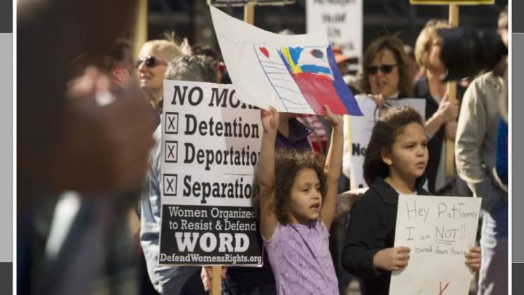 Odio racista, el motor de la políticas migratorias de EUA