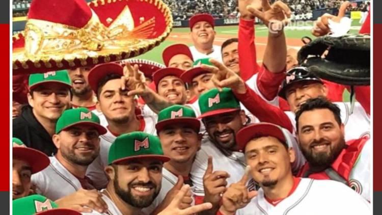 México vence 4-2 con voltereta a Japón en Eneos Samurai Series 2019