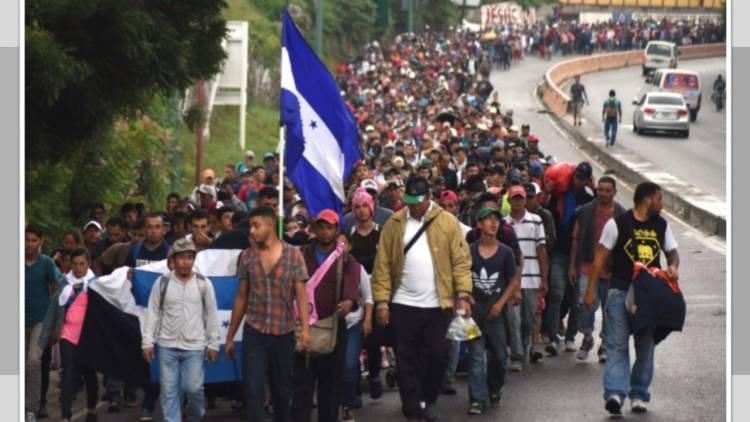 Implementarán operativo por caravana migrante