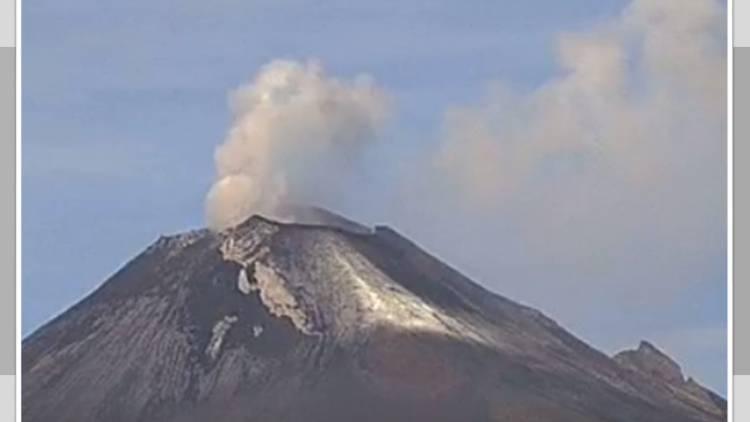 Mantienen en amarillo fase dos semáforo de alerta volcánica