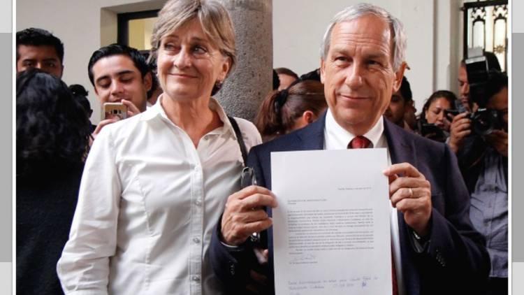 Enrique Cárdenas presentó su 3 de 3 ante Sistema Estatal Anticorrupción