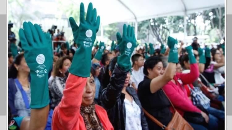 En el Valle de México, primera etapa de afiliación a empleadas del hogar