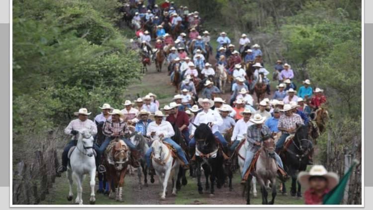 Realizarán cabalgata en Morelos por última ruta que siguió Zapata