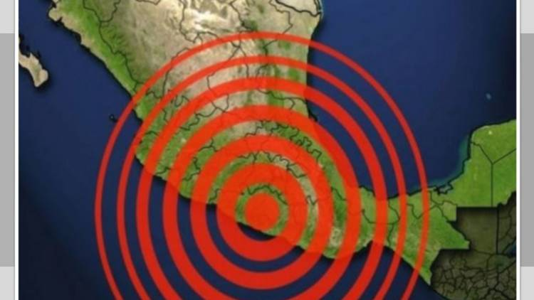 Sismo de magnitud 5.5 se siente en la CDMX