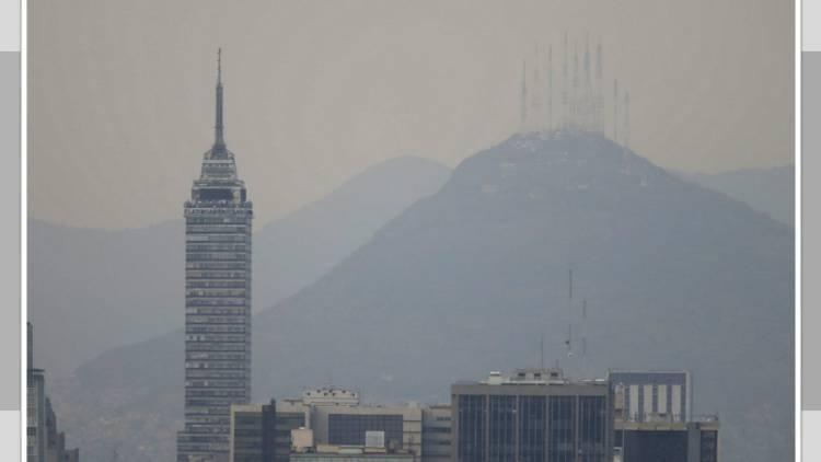 Activan contingencia ambiental por partículas PM 2.5 en el Valle de México