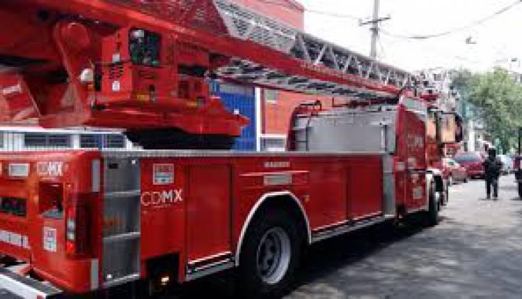 Ocurren 13 incendios en la Ciudad de México este miércoles