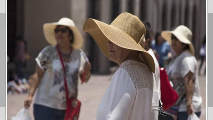Pronostican temperaturas altas y muy altas en la mayor parte del país