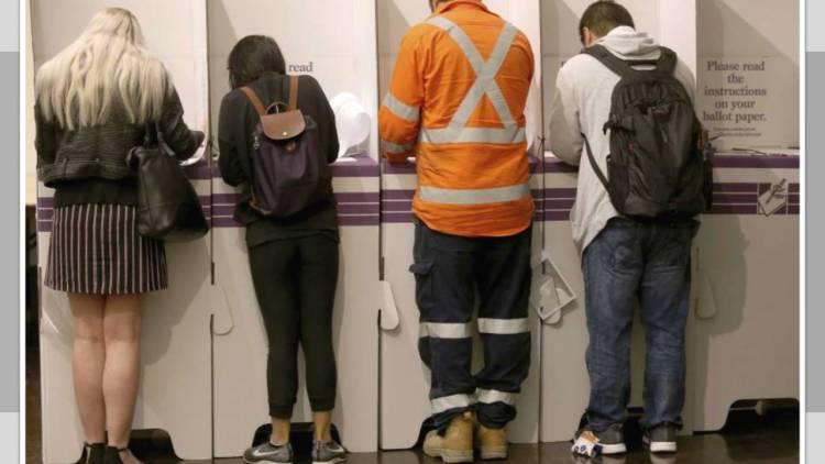 Australia inicia conteo, oposición confía en ganar elección