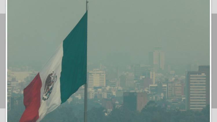 México ocupa el segundo lugar a nivel mundial con mayor contaminación