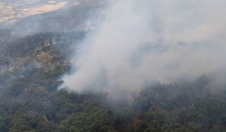 Activan alerta atmosférica en Tuxpan, Zapotiltic y Zapotlán, Jalisco