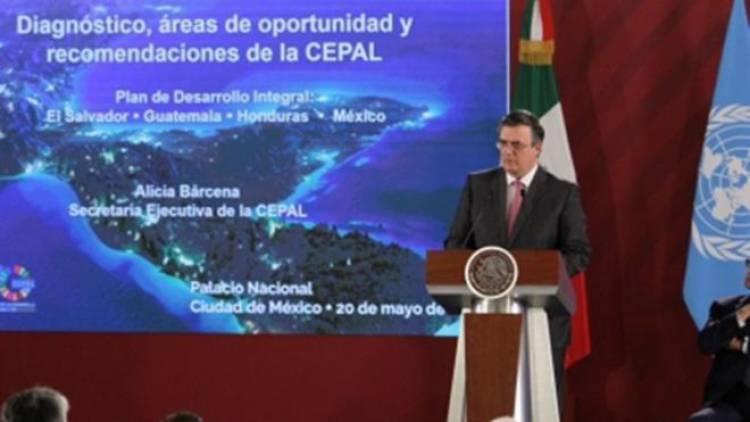 Plan para México y Centroamérica busca generar desarrollo social
