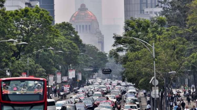 Valle de México, a cuatro puntos de quinta contingencia ambiental