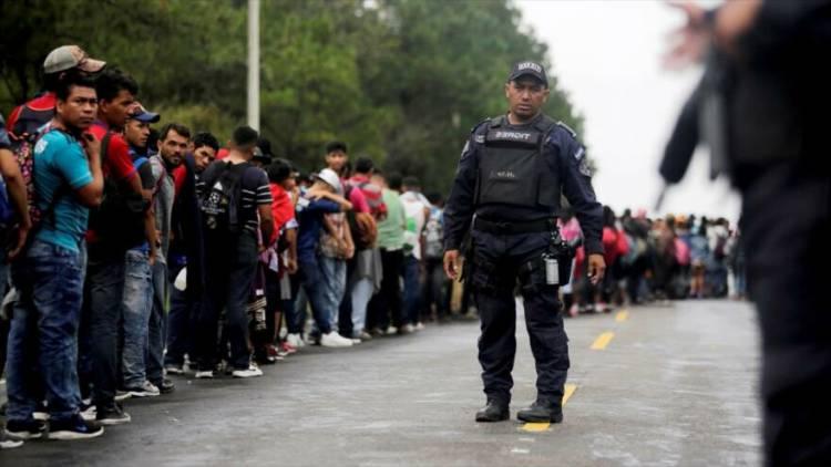 Solicitudes de asilo en México llegarán a 80 mil este año