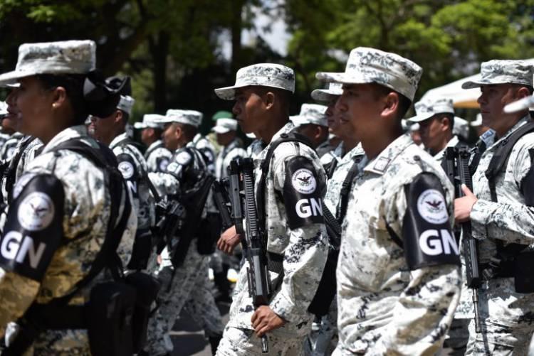 Guardia Nacional inicia operaciones en las alcaldías Iztacalco y Venustiano Carranza