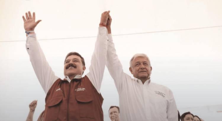 Renuncia Carlos Lomelí delegado de AMLO