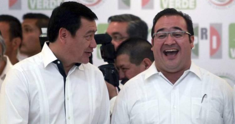 Osorio Chong asegura que No hubo acuerdo con Duarte