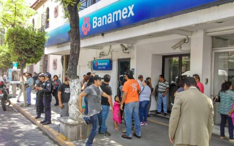 Zonas más inseguras para realizar retiros bancarios en la CDMX