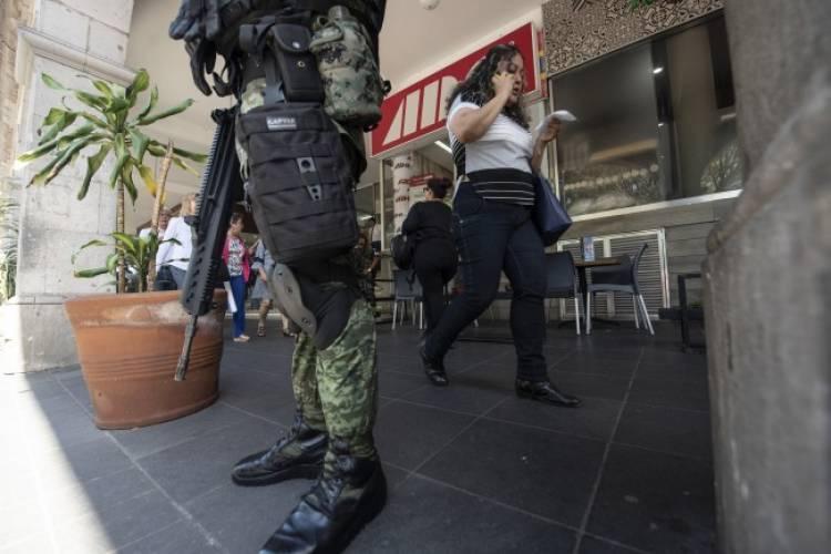 Ciudad de México pasó de ciudad refugio para narcos a zona de guerra