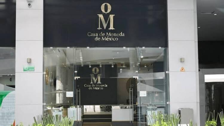 Asaltan Casa de Moneda de México; ladrones se llevan 50 millones de pesos en centenios