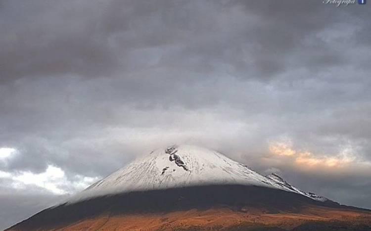 Popocatépetl presenta 187 exhalaciones tres sismos y seis horas de tremor