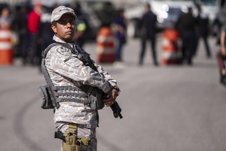 Guardia Nacional hará operativos en el transporte público