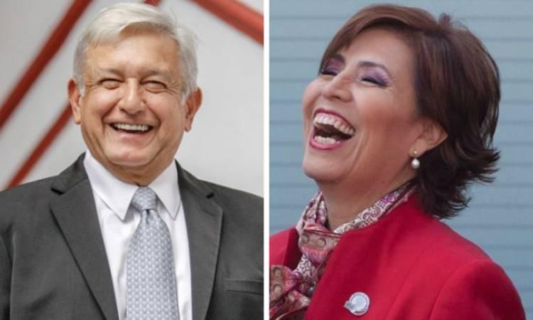 AMLO se deslinda de la vinculación a proceso de Rosario Robles