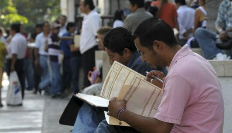 Desempleo en México creció en el segundo trimestre