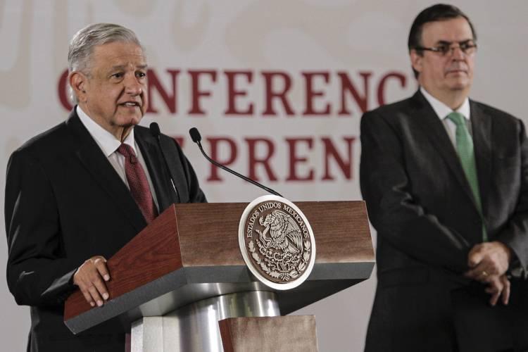 AMLO asegura que reunión entre Arturo Herrera y José Antonio Meade no fue grave