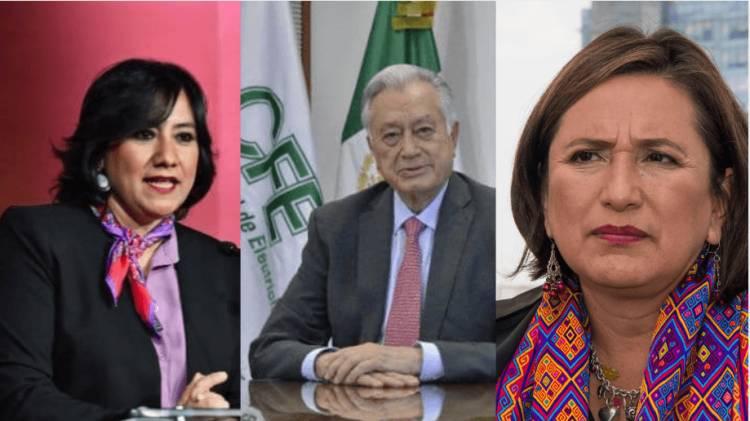 Xóchitl Gálvez e Irma Eréndira se pelean en Twitter por patrimonio de Manuel Bartlett