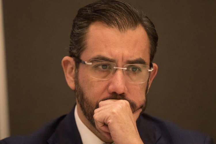 Renuncia Jesús Orta a la Secretaría de Seguridad capitalina
