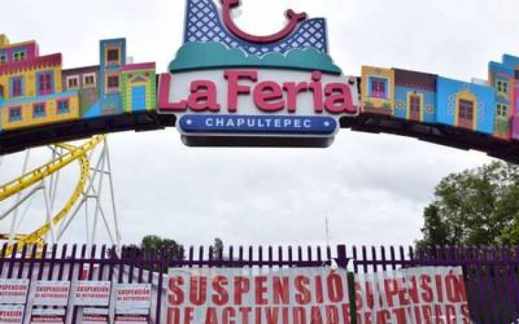Se analiza revocar concesión a La Feria de Chapultepec