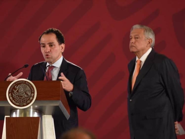 Alerta Hacienda que México debe prepararse para recesión global