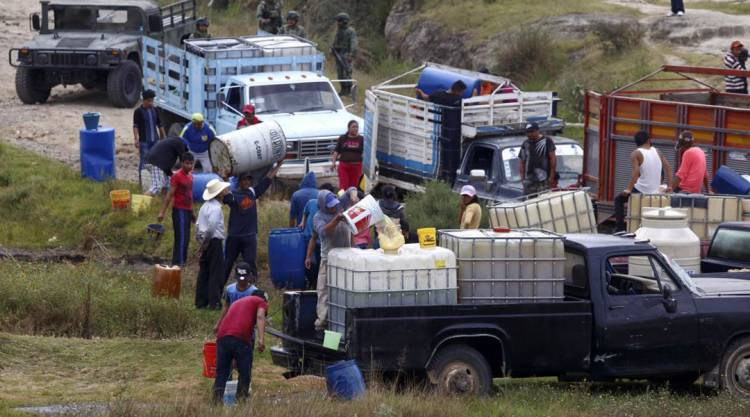 Crece 144% huachicoleo en Hidalgo