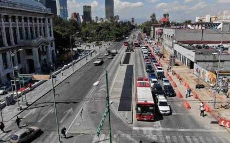 Avenida Hidalgo tendrá un solo sentido a partir del lunes