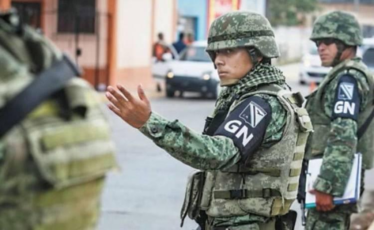 Guardia Nacional no entrará a CDMX este año, sino hasta el 2020