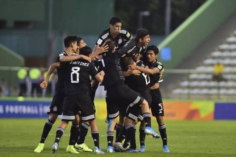 México avanza a la final del Mundial Sub 17