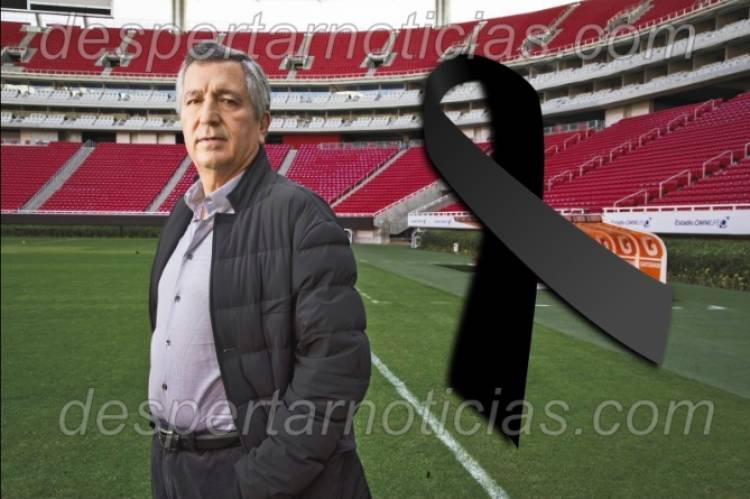 El fútbol mexicano está de luto por la muerte de Jorge Vergara