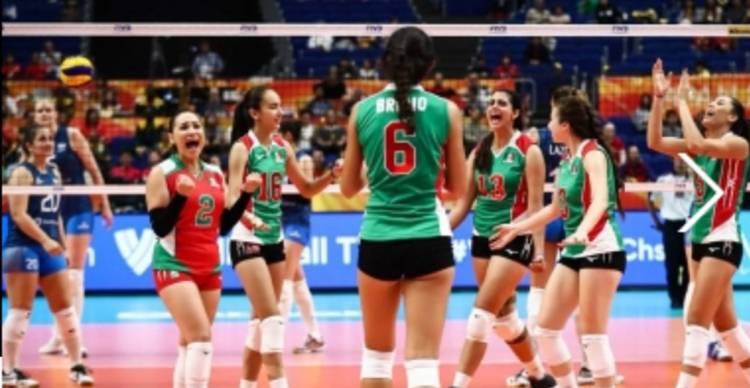 El voleibol mexicano busca dos pases olímpicos