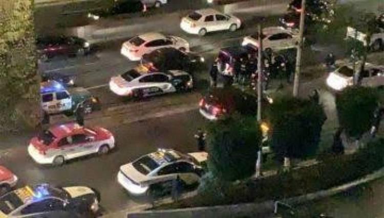 Una policía resultó herida durante balacera en Periférico