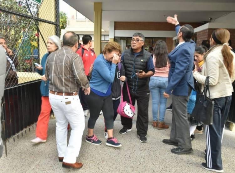 Confirman que tiroteo en colegio de Torreón deja 6 heridos y 2 muertos