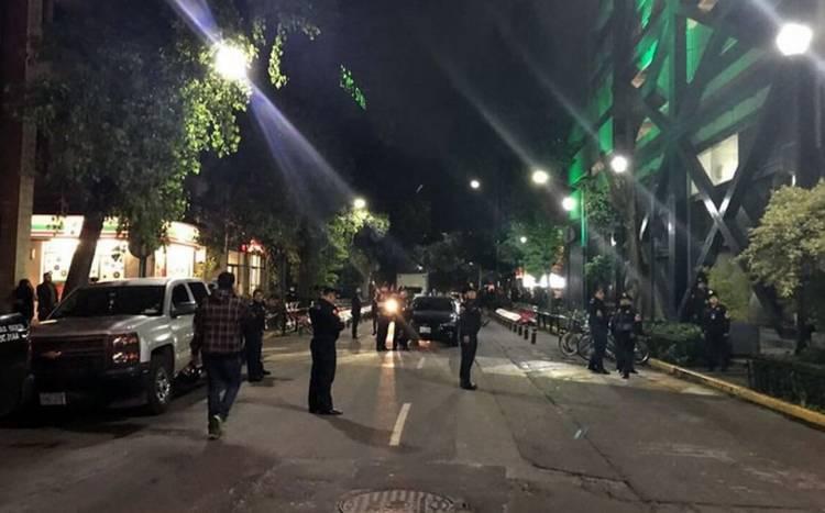 Se registra ligero sismo en la Ciudad de México